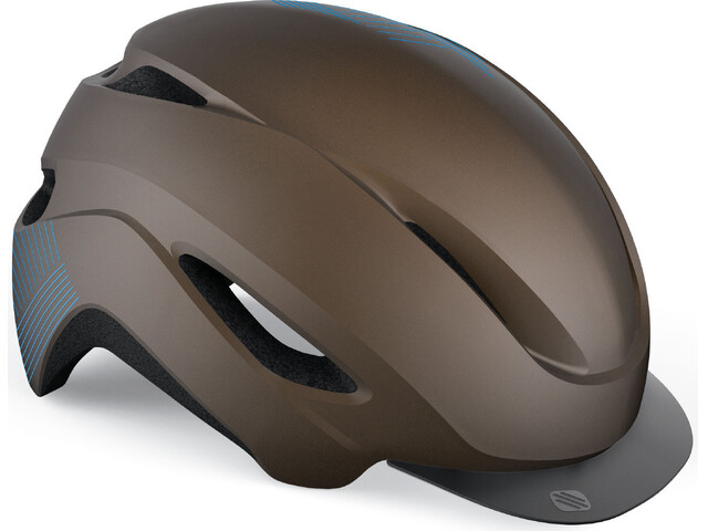 Rudy Project Central Helmet Brown Sky Matte
